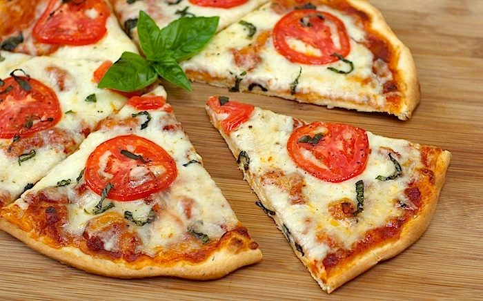 Ways to make your pizza healthier