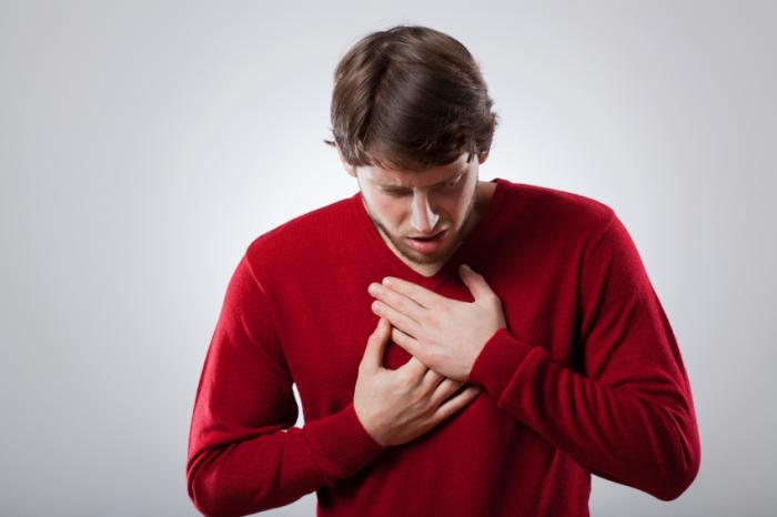 7 Warning signs or symptoms of a heart attack