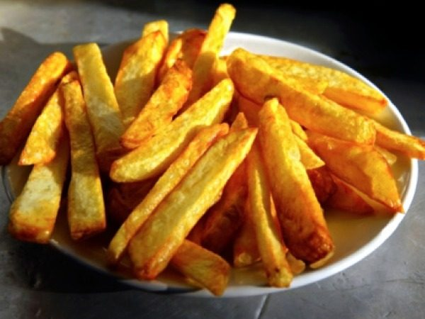 How to make healthy French Fries