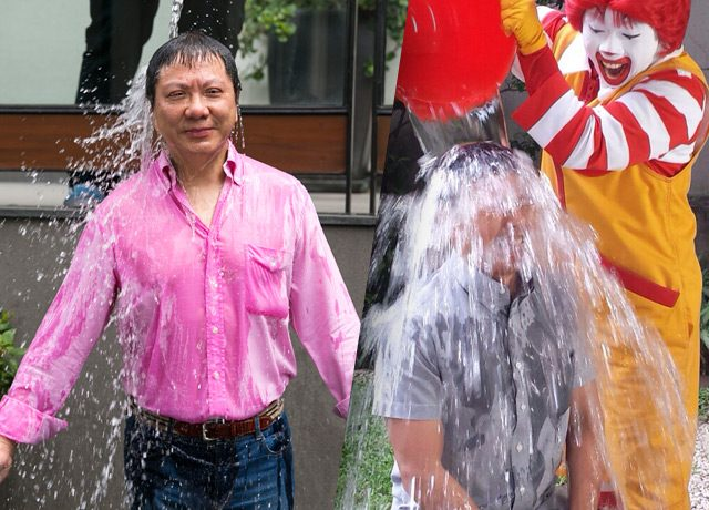 The Ice Bucket Challenge started out as an awareness campaign about the neurodegenerative disease of amyotrophic lateral sclerosis