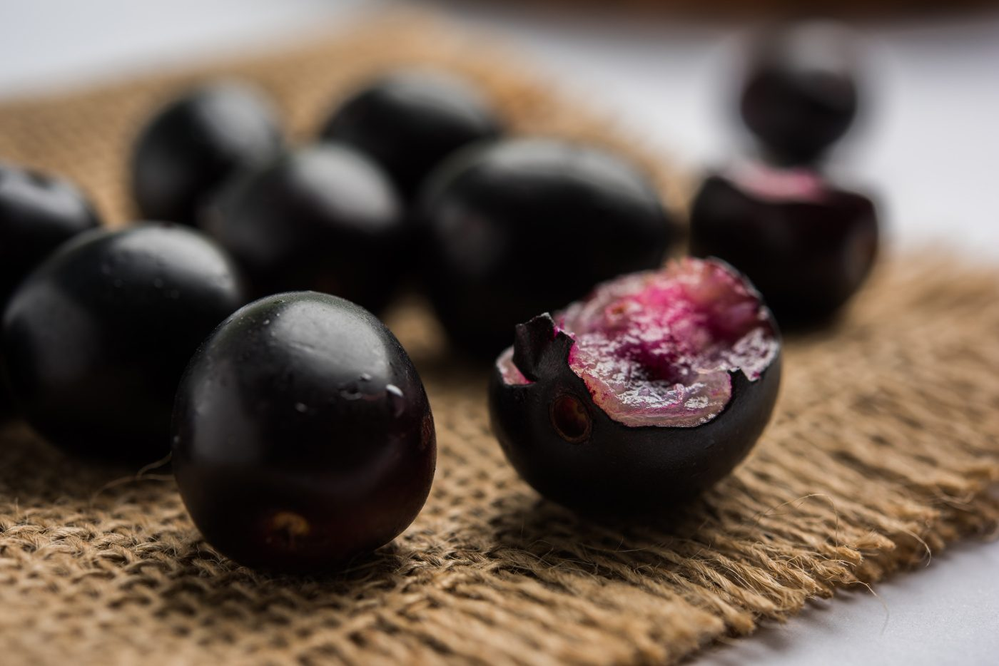 the black plum fruit known best for health!