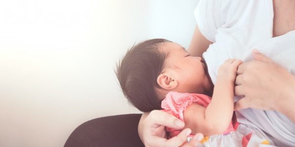 How Your Body Works during Breastfeeding Years