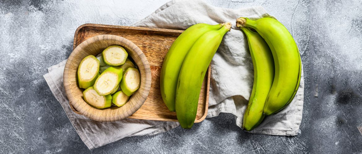Eating Green Bananas for Weight Loss