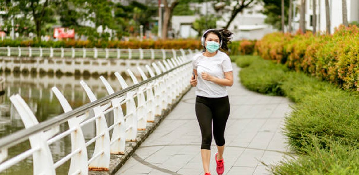 6 Reasons How Running During Coronavirus Helps