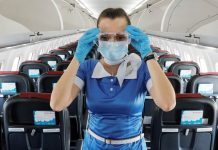 What You Can Do to Protect Yourself from COVID Risk on a Flight